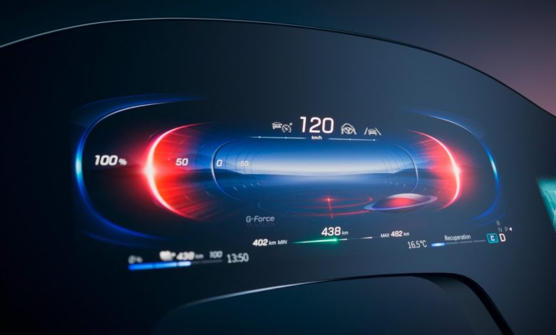 CES 2021: New details from Mercedes on the MBUX super screen