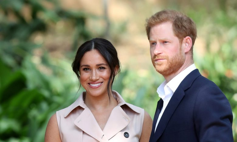 Harry and Meghan started a production company