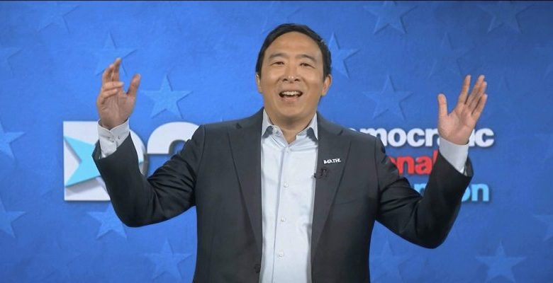 Andrew Yang, the former Democratic primary candidate for the United States, is running for mayor of New York