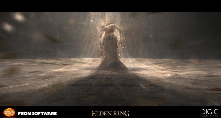 Elden Ring, Artist reveals completed work for the ad trailer - Nerd4.life