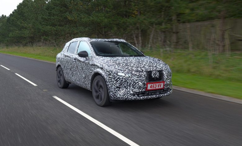 New Nissan Qashqai, all engines will be electric: there will be electronic power