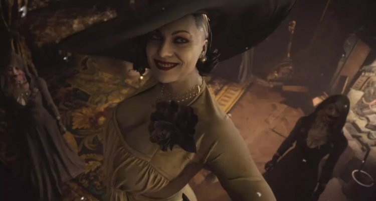 In Resident Evil Village there is a giant vampire lady who is already driving fans crazy - Nerd4.life