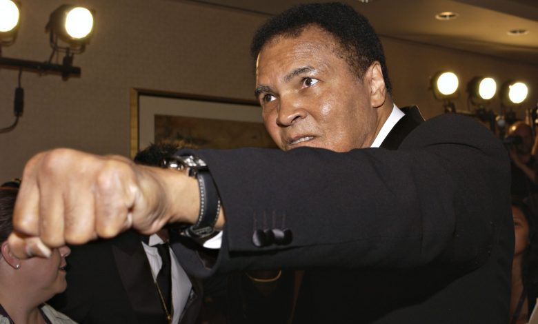 All the ways the world said to Muhammad Ali is the greatest of all