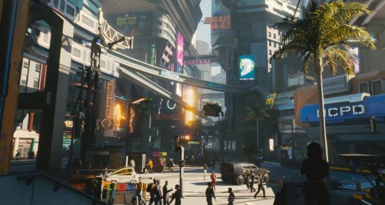 The model recalls lighting for the E3 2018 demo - Nerd4.life
