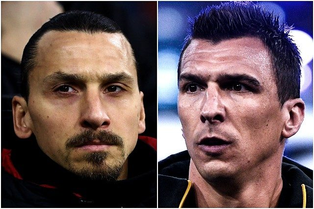 Ibrahimovic and Mandzukic are only fate, unlike Pep Guardiola
