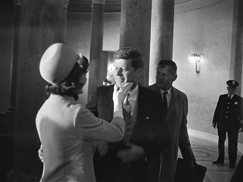 HENRY BOROUGH / 1961 AP