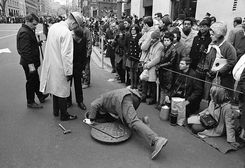Washington, DC, January 20, 1969 / AP