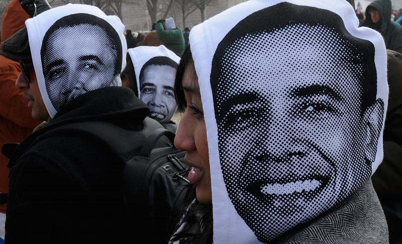 January 20, 2009. Mark Ralston / AFP