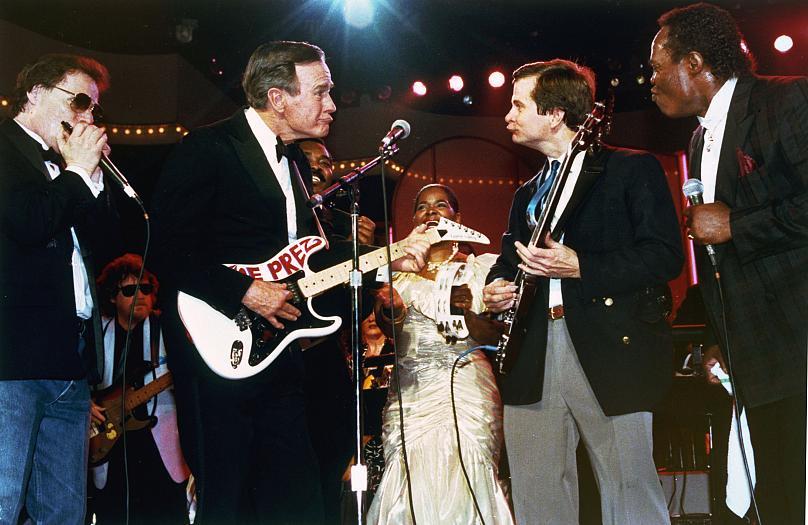 Washington, DC January 21, 1989. J. Scott Applewhite / AP