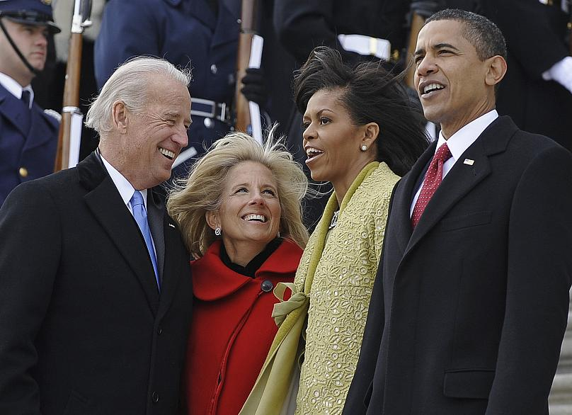 Washington, DC January 20, 2009. Jim Watson / AFP