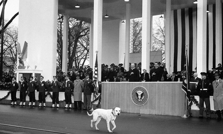 The American Inauguration: Retrospective Photography