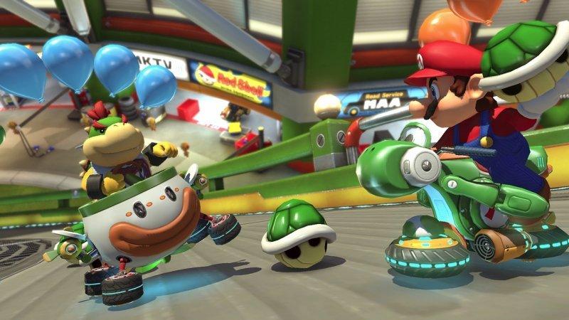 Mario Kart 9: Will it land on Switch?