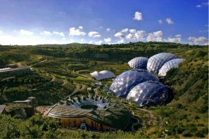 The Cornwall Eden Project