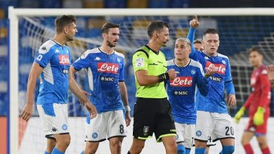 Photo of Referee nominations round 19 of the Italian Serie A