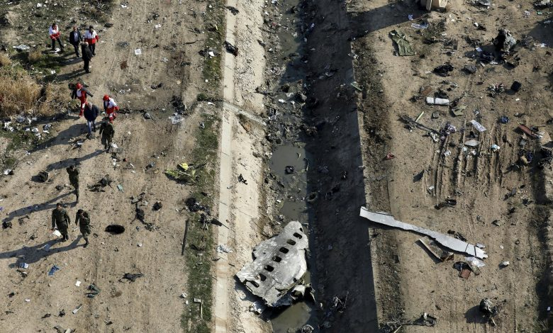 5 countries want Iran to achieve justice for the collapsed plane