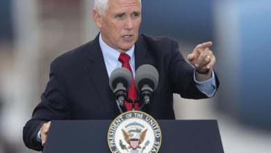 Photo of A few days after the Trump administration ends, Vice Pence takes office