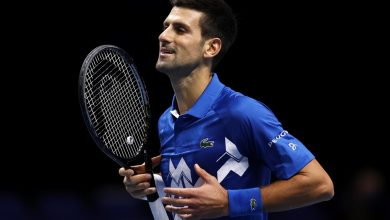 Photo of ATP ranking, Djokovic always in command.  Tenth peritine