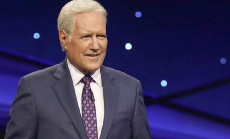 "Alex Trebek's latest movie ""Jeopardy!""  The episode ends with a passionate tribute"
