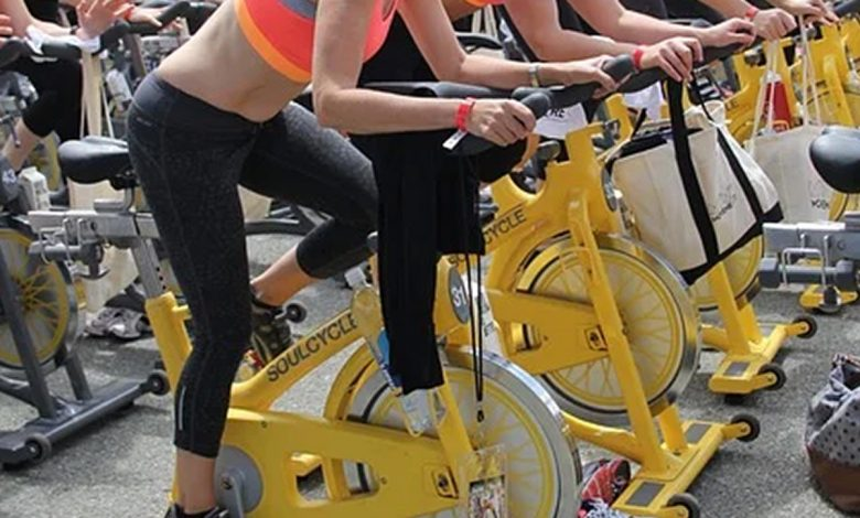 Because spinning is good for you