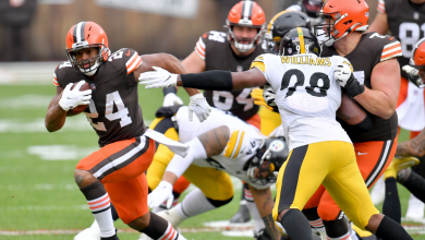 Photo of Browns vs Steelers Score: Cleveland hold on to win the playoff berth, setting up a wild card replay