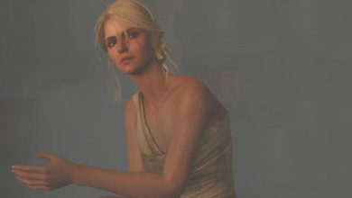 Photo of Ciri cosplay in a hot Sladkoslava sauna – Nerd4.life