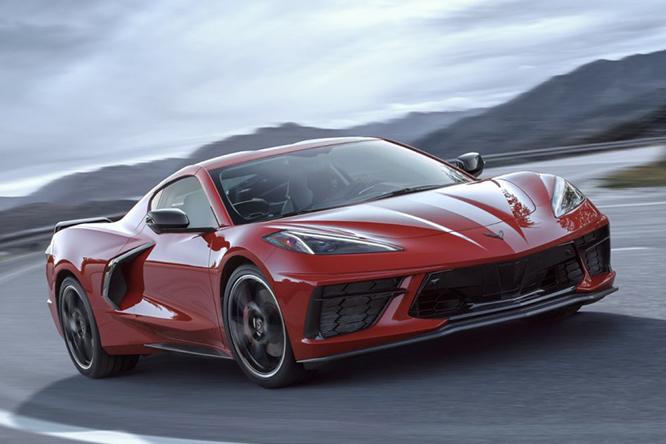 Corvette C8, nuovo stop alla produzione