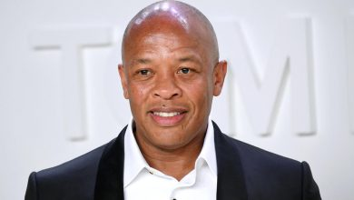 Photo of Dr. Dre was hospitalized and reportedly suffered from a brain aneurysm