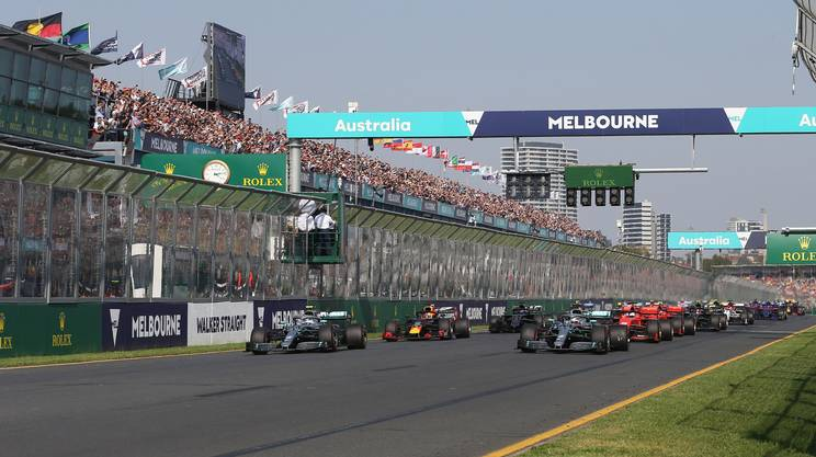 F1 goes to Australia but not China - RSI Swiss Radio and Television