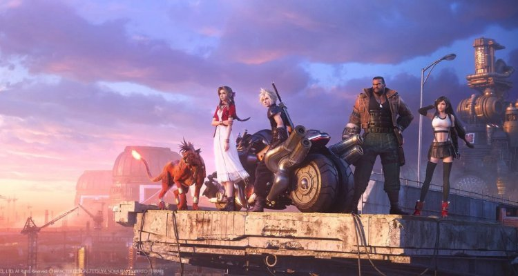 Final Fantasy 7 Remake Part 2, Square Enix talks about the game world - Nerd4.life
