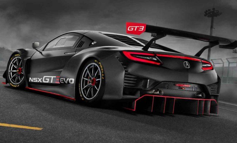 Fugel Sport with Honda nell'ADAC GT Masters