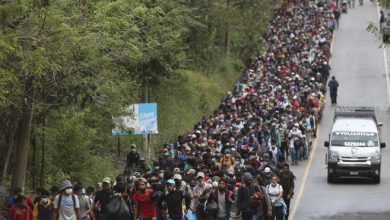 Photo of Humanitarian convoy to the US Mexico militarizes the border – Corriere.it