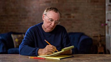 Photo of James Patterson has been the best-selling author in the world over the past decade