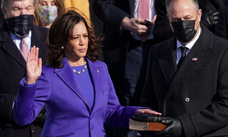 Kamala Harris Makes History: The First Female Vice President and Her Future as President