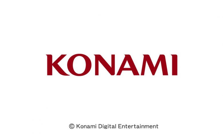 Konami shuts down?  Announcing internal restructuring, let's be clear