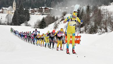 Photo of Marcialonga does not stop, on Sunday two thousand athletes compete in the valleys of Vaimi and Vasa.