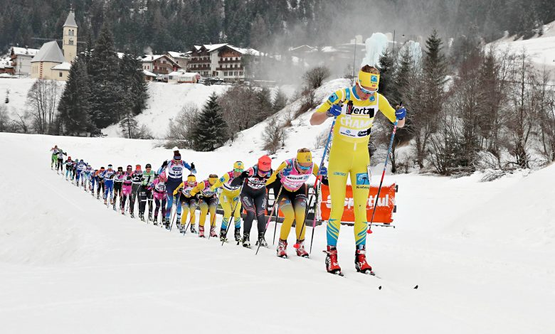 Marcialonga does not stop, on Sunday two thousand athletes compete in the valleys of Vaimi and Vasa.