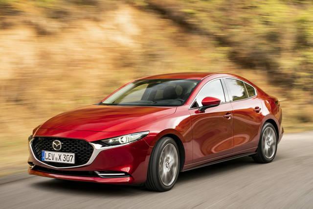 Arriva in Italia la Mazda 3 Sedan