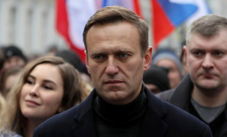 "Navalny was arrested upon his arrival in Moscow, five months after he was poisoned: ""It's my home, I'm not afraid.""  Biden and European Union leaders: ""he must be released"""