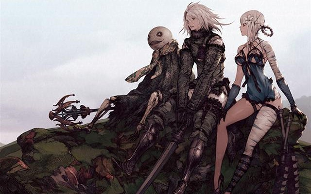 NieR Gestalt - Nerd4.life protagonist can be added