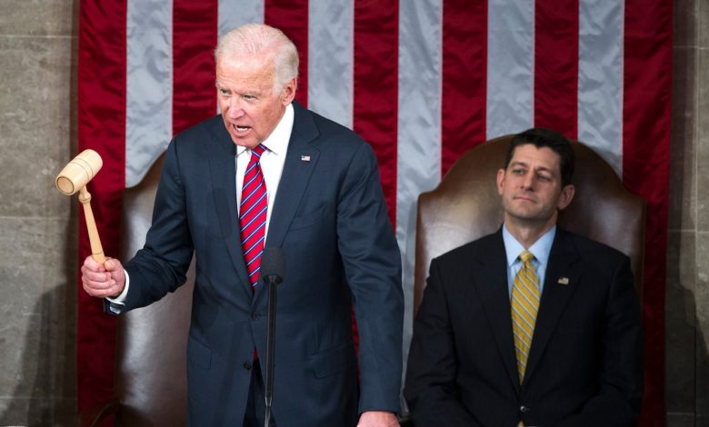 "Paul Ryan describes Republican party efforts to challenge Biden's victory as ""anti-democratic"""