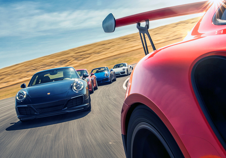 Porsche talks about its 2020 special car step by step - ANSAcom