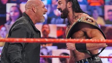 Photo of Regardless of the explanation, Goldberg's Raw show didn't make any sense