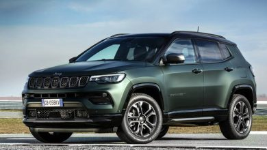 Photo of Restyling Jeep Compass: Here's the European version