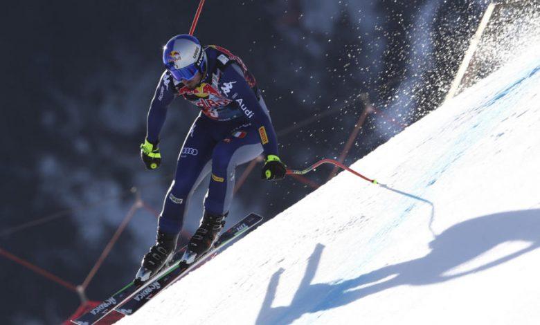 Ski in the Alps, Italy Triple Haunt in Crans-Montana.  Paris dreams of success in Kitzbuehel - OA Sport