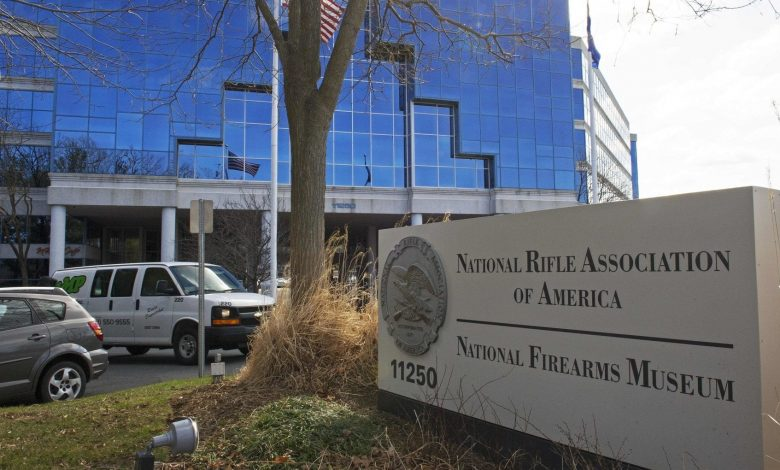 The United States, the arms lobby ends with bankruptcy.  The plaintiff wants to solve it