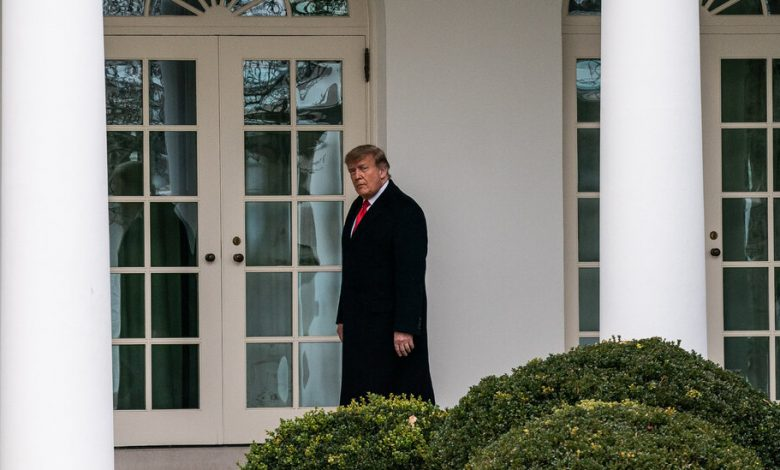 Transcript: President Trump's phone call with election officials in Georgia