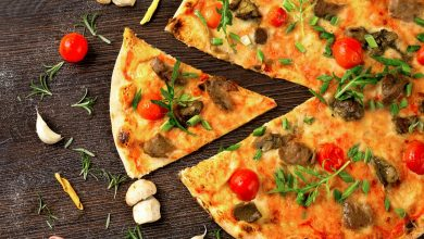 Photo of We prepare delicious pizza in few minutes thanks to this method