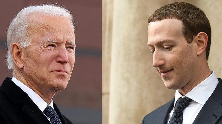 Why is Joe Biden a big deal for Mark Zuckerberg