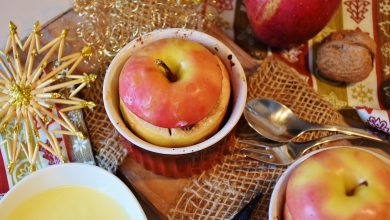 Photo of You will not be able to do without this simple but very tasty recipe of cooked apples, highly recommended!