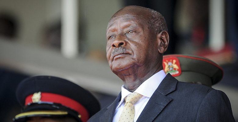 Yoweri Museveni is re-elected President of Uganda